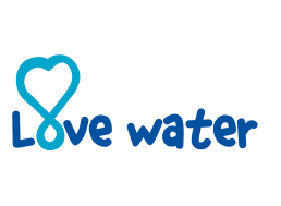 Love water logo